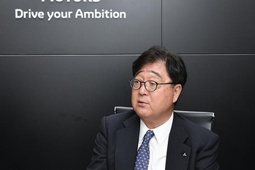 益子修:三菱汽车将进一步强化与中国合作伙伴关系