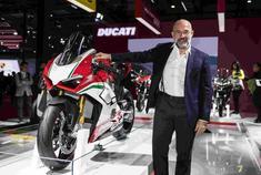 Raffaele Fusilli:杜卡迪未来将推出电动摩托车