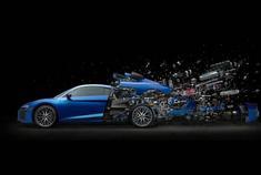 最精致的艺术 纪念V10发动机服役R8十周年