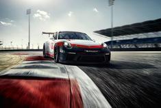 保时捷911 GT3 Cup 赛车宣传片