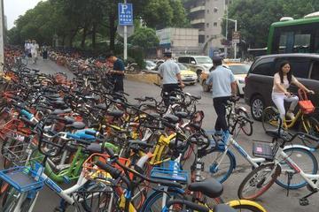 解决乱停放 北京启动共享单车专项治理