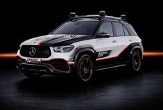 展示新安全功能理念 奔驰推ESF 2019概念车