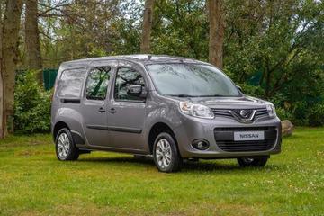 NV200升级款 日产NV250全尺寸商用车发布