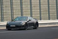 全新保时捷911 GT3 Touring 优雅与性能并存