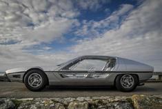 极具未来感 1967年兰博基尼Marzal概念车