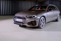 造型犀利 2020款奥迪A4 Avant发布
