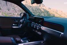 奔驰最便宜7座SUV 全新奔驰 GLB内饰欣赏