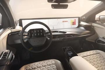 车轮上的智能终端 拜腾首款量产车内饰设计图正式公布