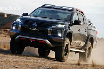 三菱或推性能皮卡 竞争福特Ranger Raptor