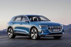 低调奢华有内涵 奥迪2020款e-tron电动SUV发布