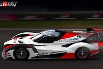 丰田将打造Hypercar跑车 预计两年内发布