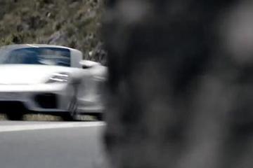或7月亮相 718 Boxster Spyder发布预告