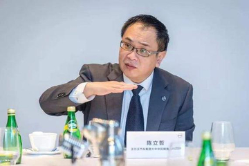 沃尔沃官宣:钦培吉接棒陈立哲任大中华区销售公司总裁
