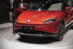 小鹏汽车G3车型产量达10000台 正寻求6亿美元融资
