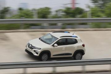 冲击入门市场 东风雷诺Renault City K-ZE