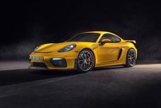 驾驶者的赛道利器Porsche 718 Cayman GT4