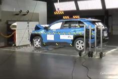 安全系数高不高?2019款丰田RAV4碰撞测试