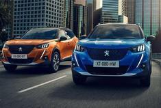 增电动车型 2020款标致2008发布