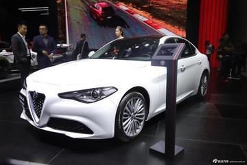 全部高功率 Giulia/Stelvio推国六车型