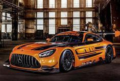 超级跑车再升级 2020款奔驰AMG GT3
