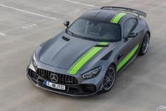 性能发烧友 2020款梅赛德斯AMG GT R Pro