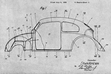 历经八十余载的经典 大众甲壳虫坎坷的设计之路