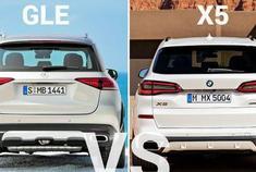 中大型SUV对比:宝马X5 vs 奔驰GLE