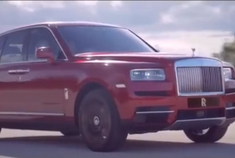 2019款劳斯莱斯Cullinan 世界上最昂贵的SUV