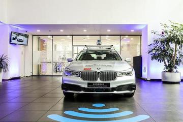 宝马布局5G时代 将开展L4级自动驾驶车队测试