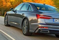 全新一代奥迪A6 四轮转向更灵活