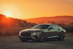 奢华性能野兽 宾利欧陆GT V8