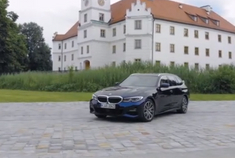 2019宝马330d xDrive tour M 兼顾豪华性与运动感