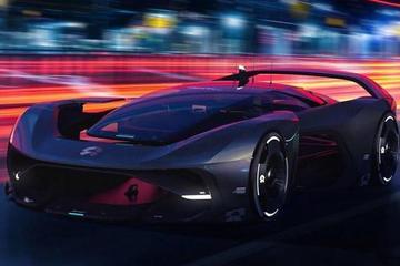 造型更战斗 蔚来NIO Vision GT概念车
