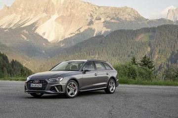 年内开卖 奥迪A4 Avant或预售34.50万起