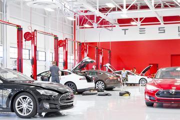 """特斯拉在""""宝马后院""""名誉扫地 质量差服务慢 85辆Model 3遭退订"""