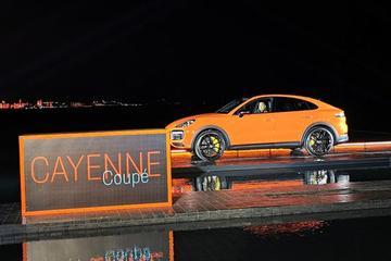 售99.8-190.8万元 保时捷Cayenne Coupe上市