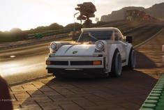 乐高超级赛车 风冷911 Turbo