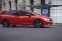 Honda Jade RS官方宣传片