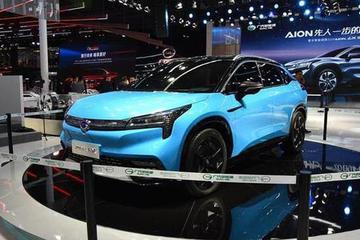 广汽新能源Aion LX将于8月29日开启预售