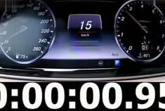 动力真猛 迈巴赫S600加速展示