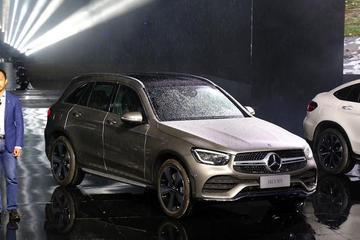 新款奔驰GLC L上市 售39.28-58.78万元
