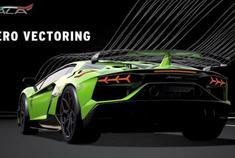 限量版超级跑车 兰博基尼Aventador SVJ