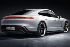最强量产四门纯电跑车 Porsche Taycan