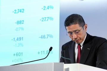 曝日产CEO西川广人下台前的24小时:从态度强硬到服从