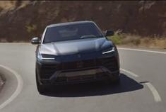 兰博基尼Urus:世界首款超级SUV