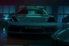 《同样的跑车灵魂》:保时捷Taycan广告