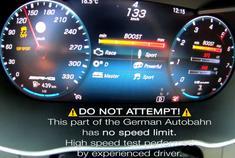 梅赛德斯-AMG C63 S Estate加速测试