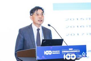 彭永权:台湾汽车产业电动化的发展