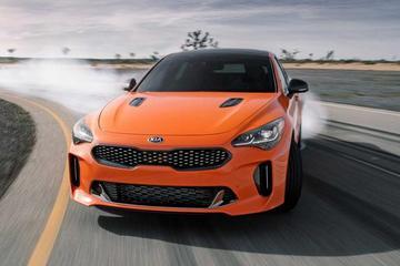 起亚Stinger最新消息 未来或推EV版车型