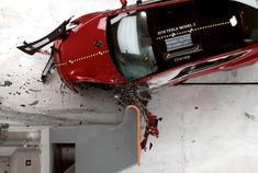 特斯拉Model 3获评IIHS安全最佳